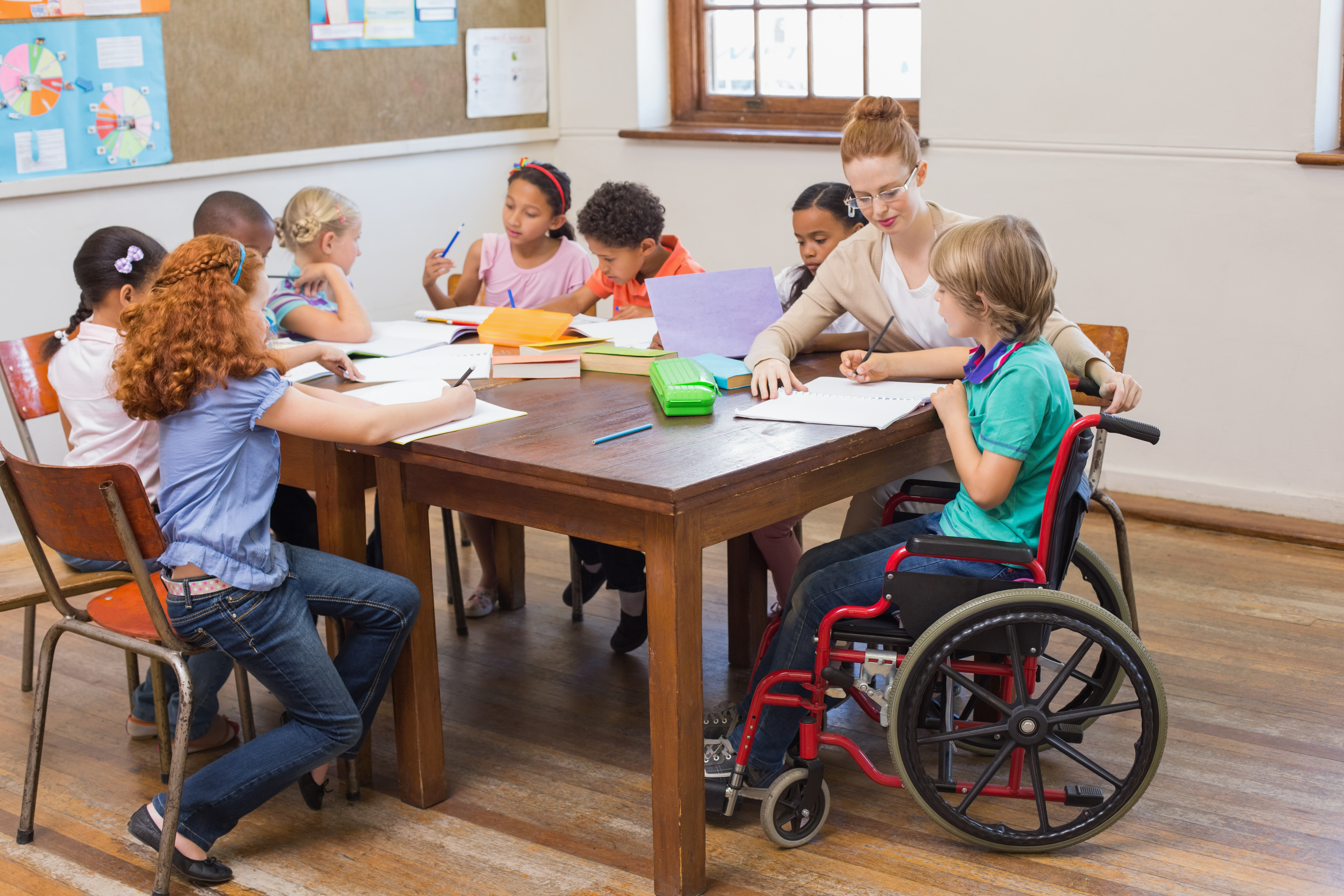 PARA312 Paraprofessionals: Supporting Instruction in the Classroom Cover Image