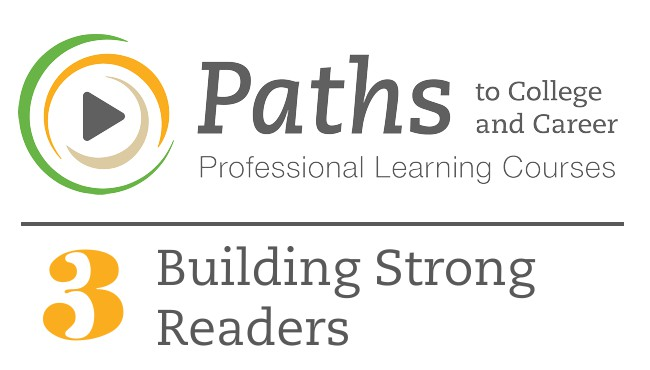 PATHS3 Building Strong Readers Cover Image