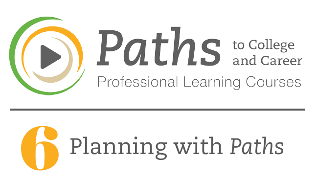 PATHS6 Planning with Paths Cover Image