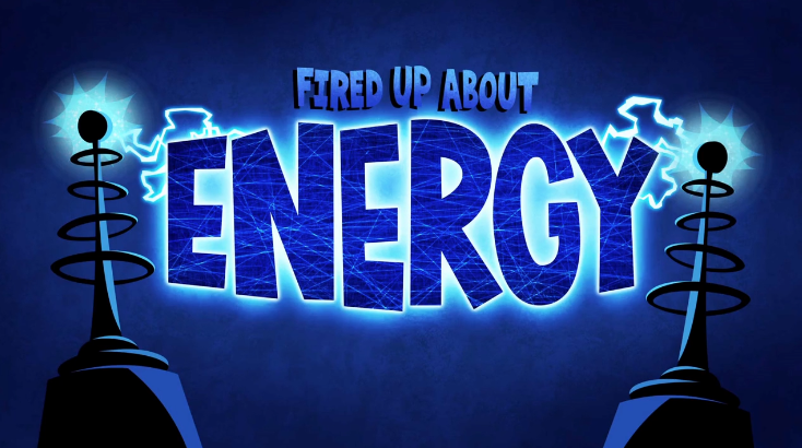 SCIS404 Fired Up About Energy (Grades K-12) Cover Image